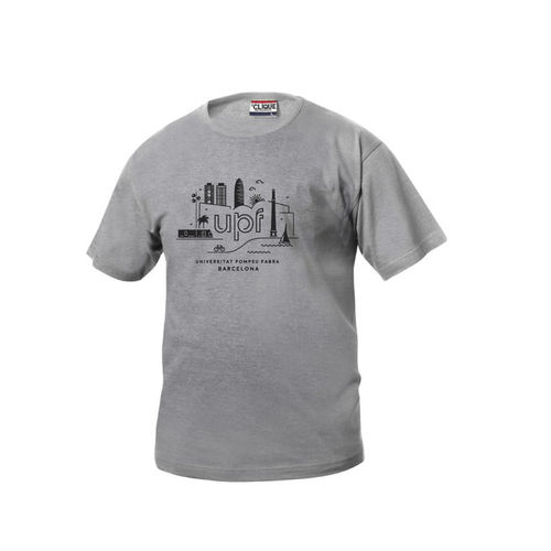 [Promo] Men's grey T-shirt 2016