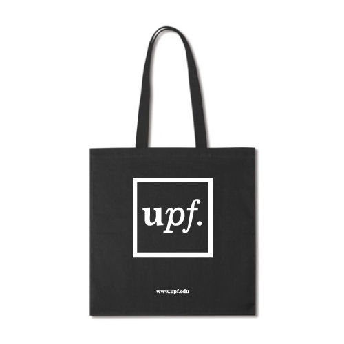 Black UPF totebag 2017